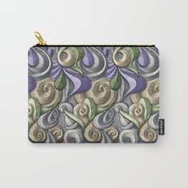 abstract ornamental pattern III Carry-All Pouch