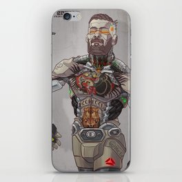 Conor Bot iPhone Skin