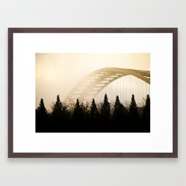 Big Mac Framed Art Print