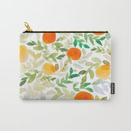 Orange You Happy Carry-All Pouch