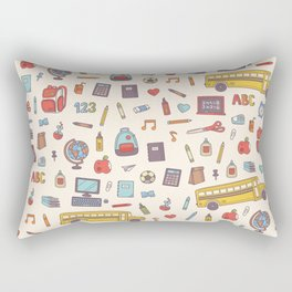 Back to school Rectangular Pillow