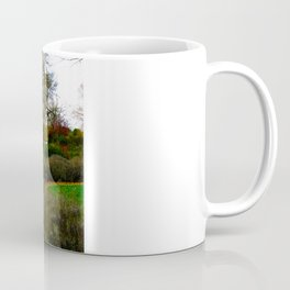 The most beautiful village in England, Bibury. Coffee Mug