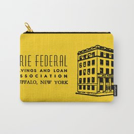Erie Federal Savings & Loan Carry-All Pouch