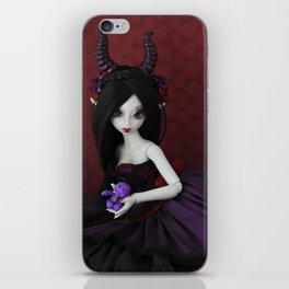 Siegfried Vampire - In my hands iPhone Skin