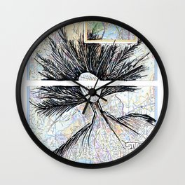 Columbia, South Carolina Wall Clock