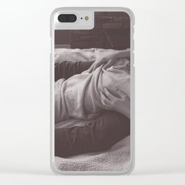 Home is Where the Heart Is Clear iPhone Case