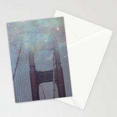 Starry San Francisco Stationery Cards