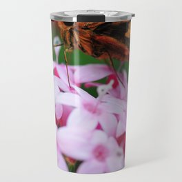 Brown Moth Travel Mug