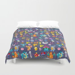 Pocket Collection 2 Duvet Cover