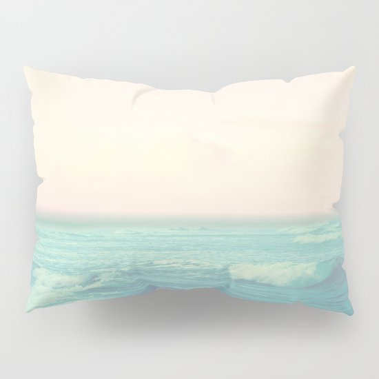sea salt air pillow sham