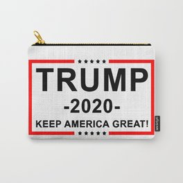 Donald Trump Keep America Great Carry-All Pouch