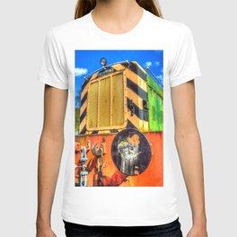 Ruston Diesel Engine T-shirt