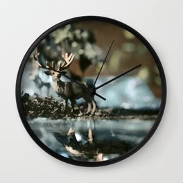 Animus/Anima Wall Clock