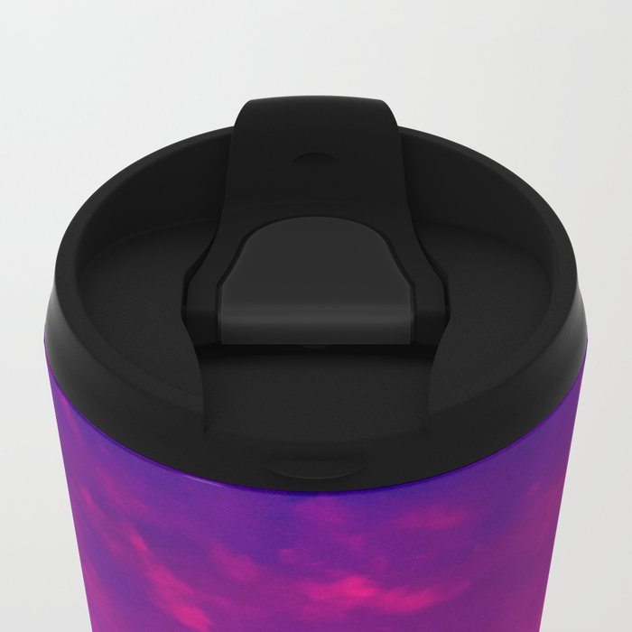 Fiery Sky Travel Mug