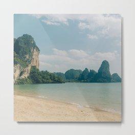 Thailand Beach Metal Print