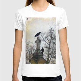 A Gatherng Of Crows T-shirt