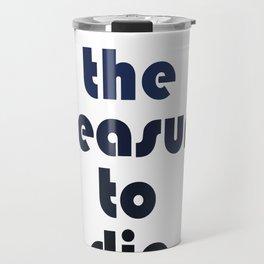 #12 Travel Mug