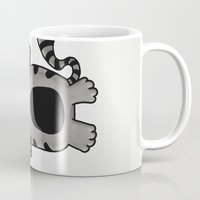 kitty Mugs featuring Kitty by Studio14