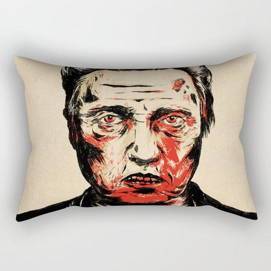 Walken Dead Rectangular Pillow