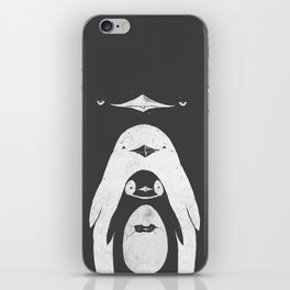 Penguinception - The Penguins iPhone Skin