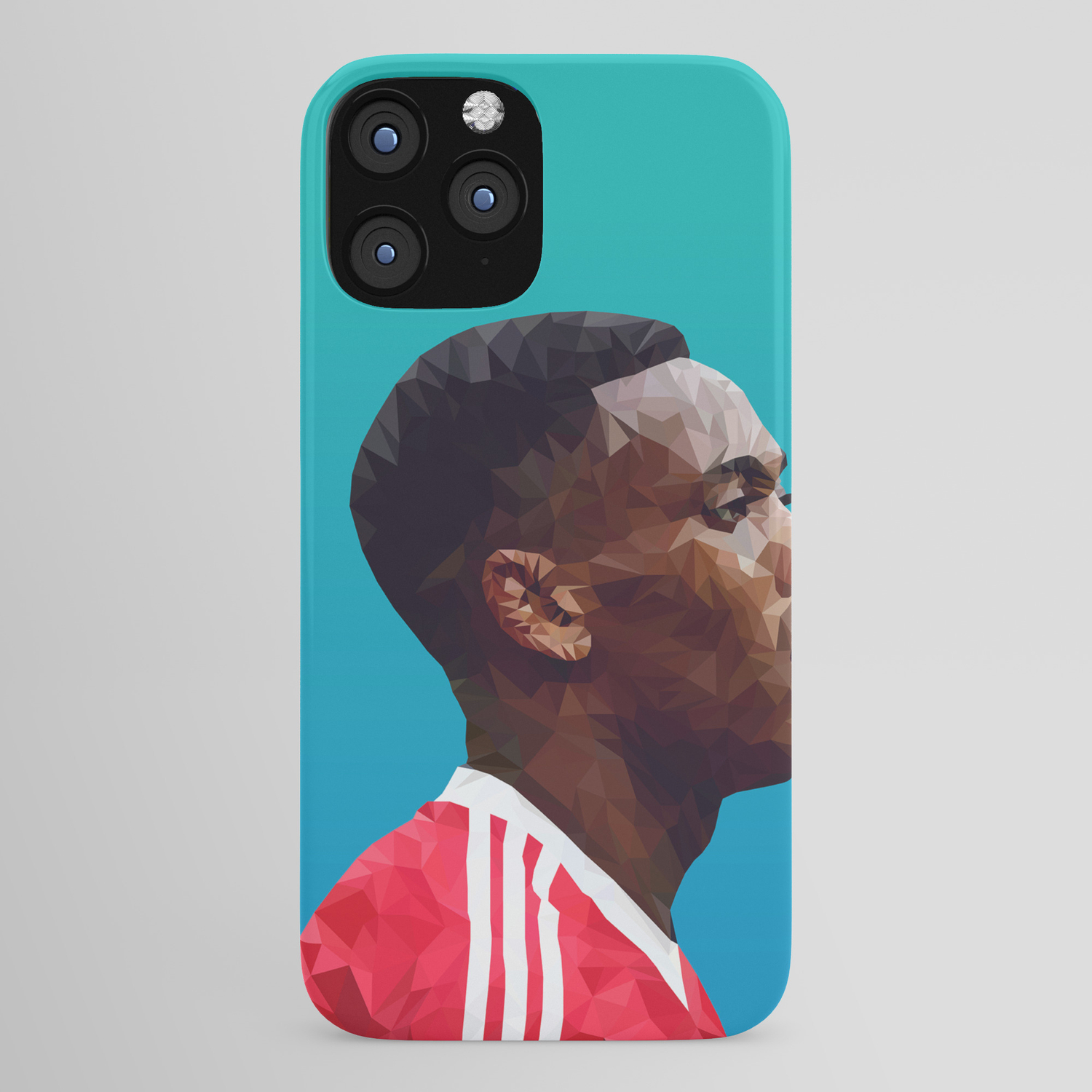 Anthony Martial Manchester United Iphone Case By Katiemakar Society6