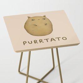Purrtato Side Table
