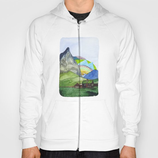 Landscapes / Nr. 6 Hoody