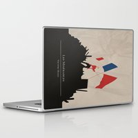 les mis Laptop & iPad Skins featuring Les Misérables by Abbie Imagine