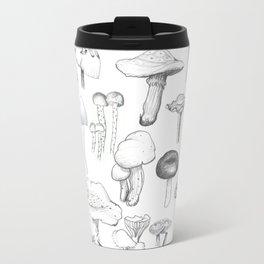 The mushroom gang Travel Mug