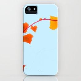 un día precioso iPhone Case