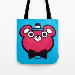 Bearbert Tote Bag