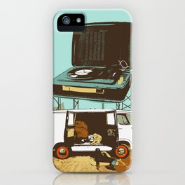 BROKEDOWN iPhone Case