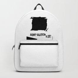 SQR? GLITCH IT! 3 Backpack