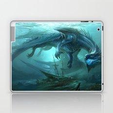 Blue Dragon v2 Laptop & iPad Skin