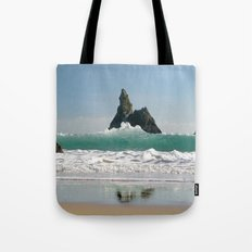 BroadHaven South Beach.Pembrokeshire.Wales. Tote Bag