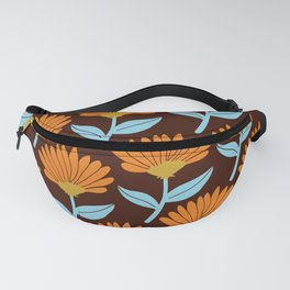 Love Floral_01 Fanny Pack