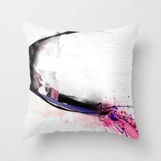 broken dreams Throw Pillow