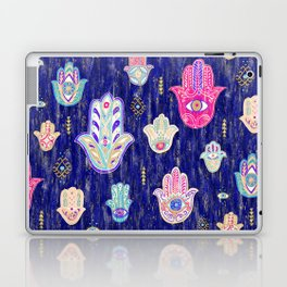 Hamsa Mystical Protection Laptop & iPad Skin