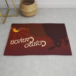 Final Fantasy VII - Cosmo Canyon Tribute Rug