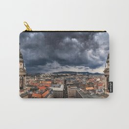 St. Stephen's Basilica Budapest Hungary Ultra HD Carry-All Pouch