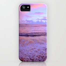 Pink Sunsest iPhone Case