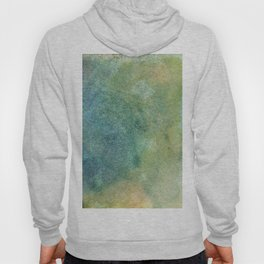 Pastel Abstract Watercolor Painting Hoody