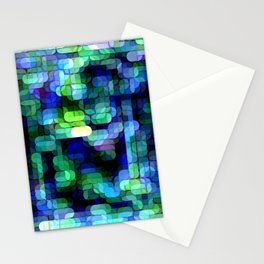 Re-Created Laurels VIII by Robert S. Lee Stationery Cards