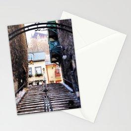 Old Quebec City Stationery Cards