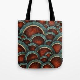 Illustrious Circles Tote Bag