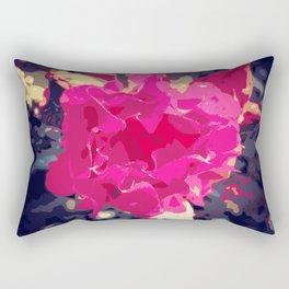 Pink Beavertail  Rectangular Pillow
