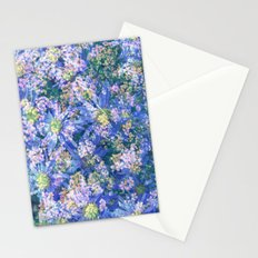 SPRING HAZE Stationery Cards