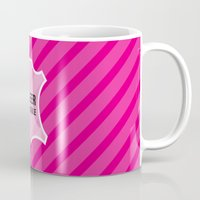 queer Mugs featuring Queer Véritable by justasign