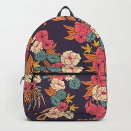 Jungle Pattern 006 Backpack