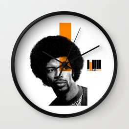 GIL SCOTT HERON Wall Clock
